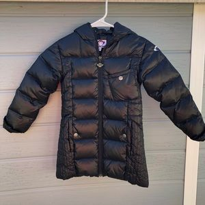 Appaman black down puffer jacket
